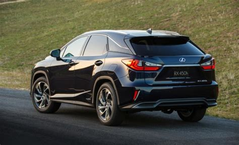 2017 lexus truck 2017 lexus rx the suv gets third row and design