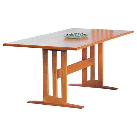modern trestle dining table modern contemporary trestle table high end eco friendly
