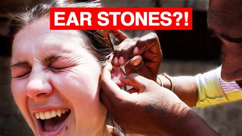 indian ear cleaning stones