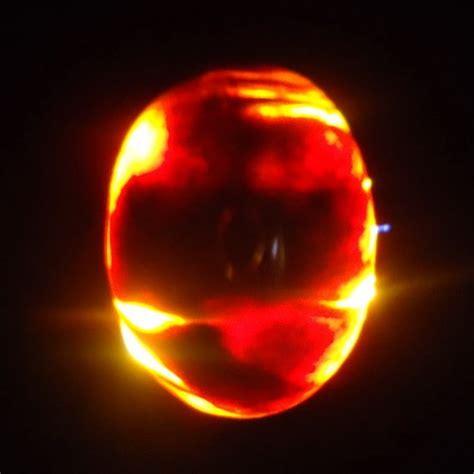 Batu Akik Kecubung Api As084 harga batu kecubung api mahal pusaka dunia