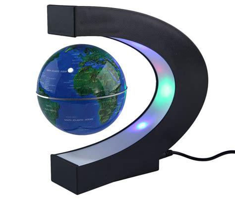 Dijamin Dekorasi Rumah Magnetic Floating Globe hiasan globe melayang dekorasi unik berbentuk bola dunia yang elegan tokoonline88