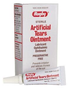 artificial tears for dogs artificial tears by rugby eye ointment 15 ml humans dogs cats horses