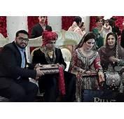 Umar Akmal Got Married To Abdul Qadir's Daughter Wedding