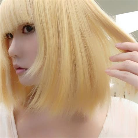keratin over bleach softer smooth bleached hair new keratin treatment