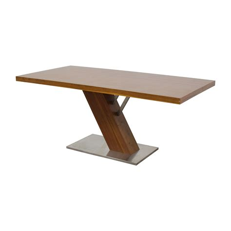 Fusion Dining Table 61 Inmod Inmod Fusion Dining Table Tables