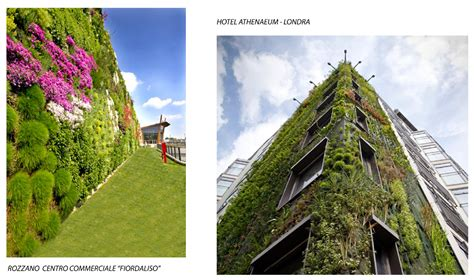 giardini verticali citt 224 cambiano giardini verticali fiori forchette
