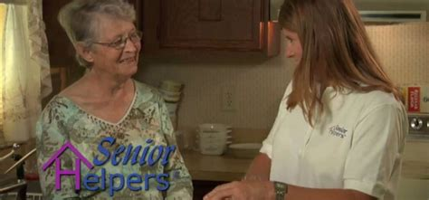 senior helpers in home health care of fl