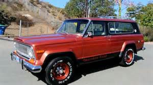 1 owner 1978 jeep chief s levi edition levi s wt