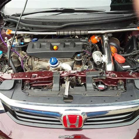 Per Standar Sing Honda Gold Biru throttle autoclub my newbie honda civic fb2 turbo