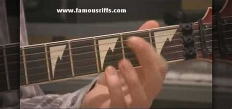 how to play quot sweet home alabama quot on the electric guitar