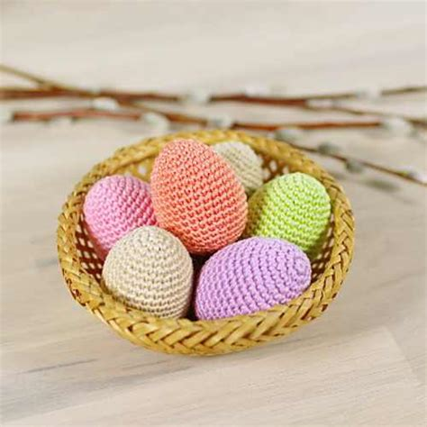 crochet yourself an amigurumi easter egg video tutorial 14 adorable easter crochet patterns knit and crochet daily