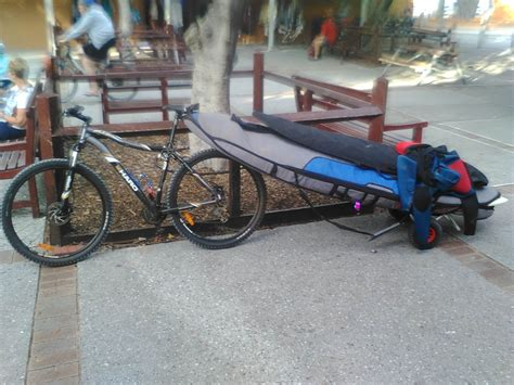 Sup Bike Rack by Bike Rack For Sup Stand Up Paddle Sup Seabreeze Forums