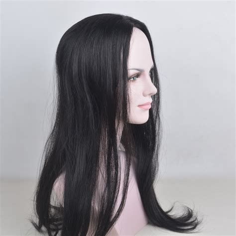 hair toppers for human hair toppers for thinning hair 20inch 1b wigspirit com