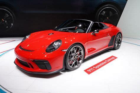 Porsche 991 Preis by Porsche 911 991 Speedster 2019 Preis Concept Motor