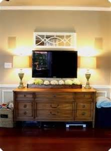 tv stand decorations on modern tv stands