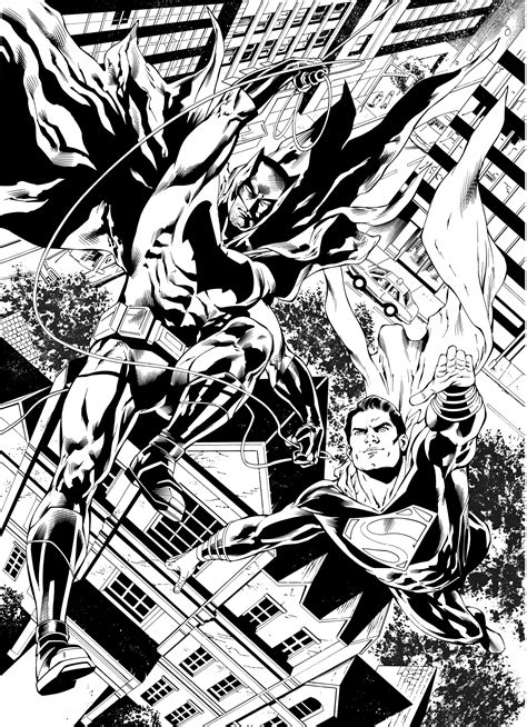 Batman V Superman 1 batman v superman 1 page 20 by aethibert on deviantart