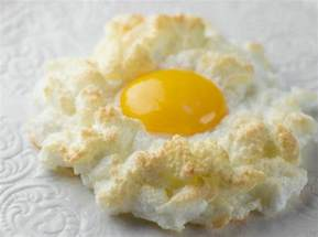 egg clouds eggs in clouds recipe