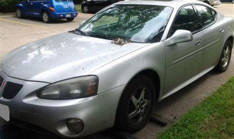 pontiac grand prix sedan for sale in cleveland oh 5miles buy and sell buy used 2004 pontiac grand prix gt2 sedan 4 door 3 8l in cleveland ohio united states
