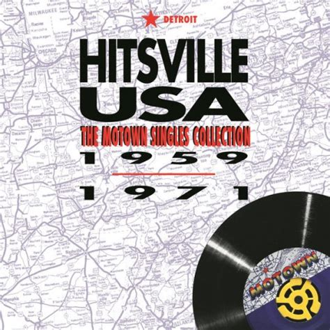 Cd Boyz Ii Motown Hitsville Usa various artists hitsville usa the motown singles collection 1959 1971 reviews album of