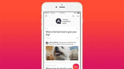answers yahoo mobile yahoo answers now has a dedicated mobile app ubergizmo