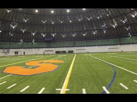 manley field house manley field house test indoor drone flight syracuse university youtube