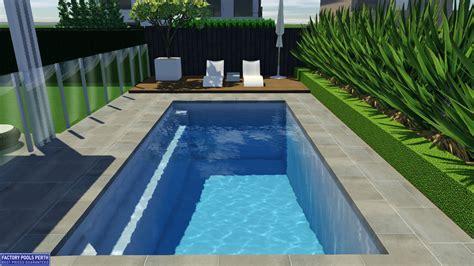 pavillon 2m x 3m a 6m x 3m jurien fibreglass pool