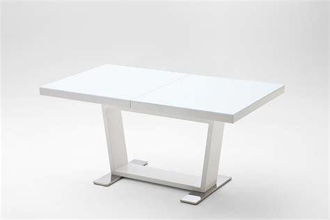 Hochglanz Tisch Weiss by Esszimmertisch Manhattan Esstisch Hochglanz Weiss