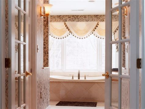 french boudoir bathroom french doors 8 styles hgtv