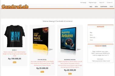 membuat toko online menggunakan php dan mysql download source code website toko online berbasis php