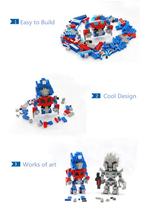 Lego Loz Minion Nano Lego loz nano 3d building blocks mini figure