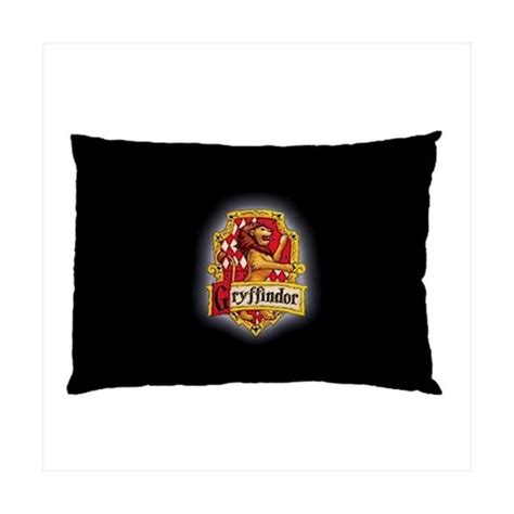 Harry Potter Pillow Cases by Harry Potter Gryffindor Pillow On Stuff
