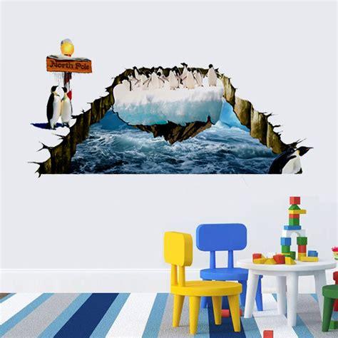 Wallpaper Sticker Dinding Biru Kartun Anak Winnie The Pooh Friends Gambar Stiker Dinding 3d Stiker Dinding Murah
