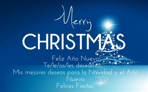 merry christmas  happy  year  spanish  quotes quotes square