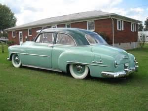 1952 Chevrolet Styleline Purchase Used 1952 Chevrolet Styleline Deluxe For Cruzin