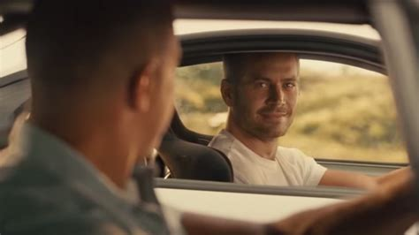 paul walker filmed fast and furious 7 furious 7 honest trailer calls out franchise for