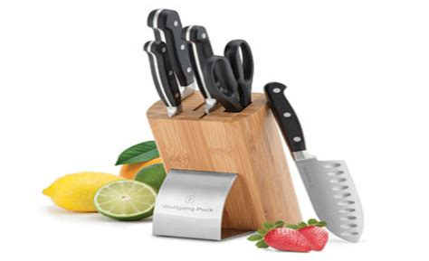 wolfgang puck kitchen knives wolfgang puck 6 piece cutlery set review best knife on