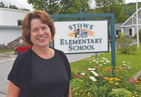 now a teacher at northwood public school richard shaw played in two new faces new efforts greet kids in stowe local news
