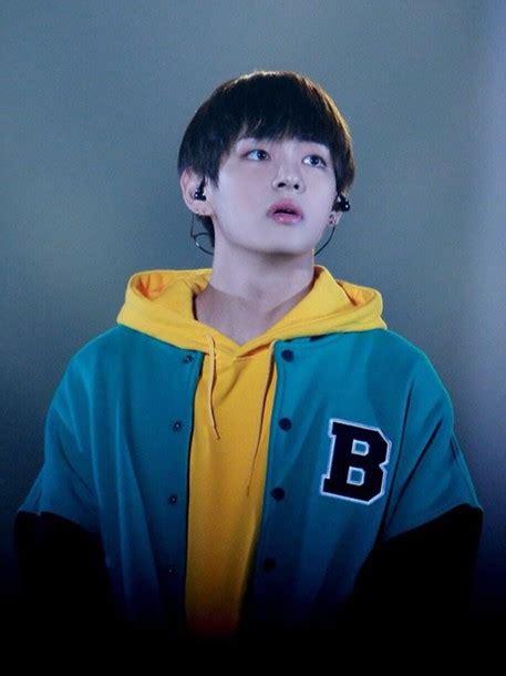 Blue Duvet Jacket Kim Taehyung Taehyung Bts Taehyung Bangtan Boys