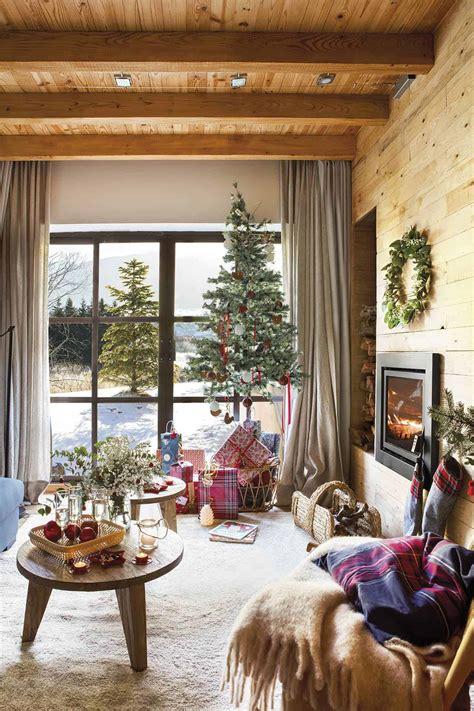 cozy rustic cabin  spain adorned  scandinavian