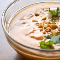 spicy thai peanut sauce ms buena vida