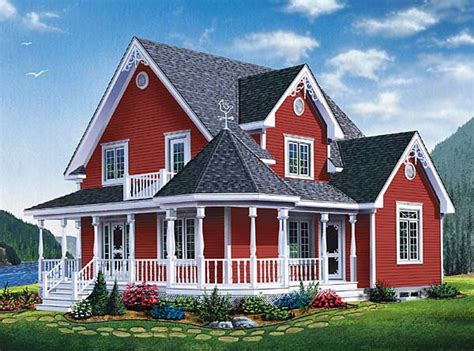 victorian farmhouse plans house plan 65377 at familyhomeplans com