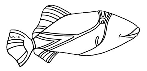 hawaiian fish coloring pages trigger clipart free download clip art free clip art
