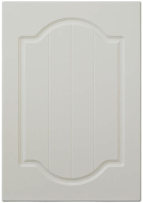 Chatsworth Range   Cream Textured Double Cathedral Arch