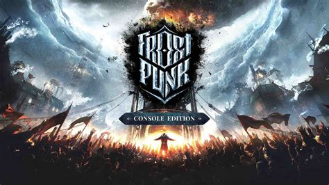frostpunk console edition ps review playstation universe