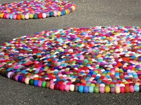 make felt rug felt rug 90cm to make