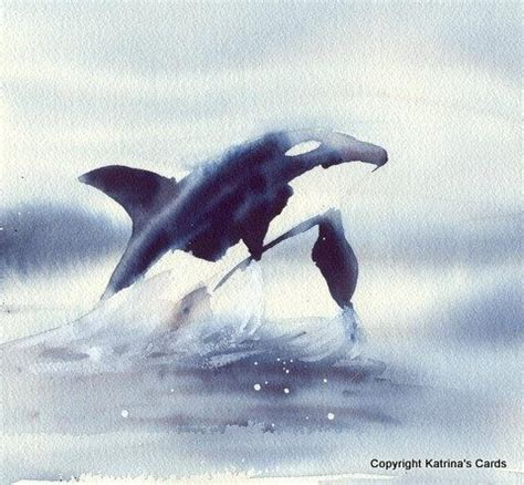 watercolor orca tutorial 107 best watercolor beginner ideas images on pinterest
