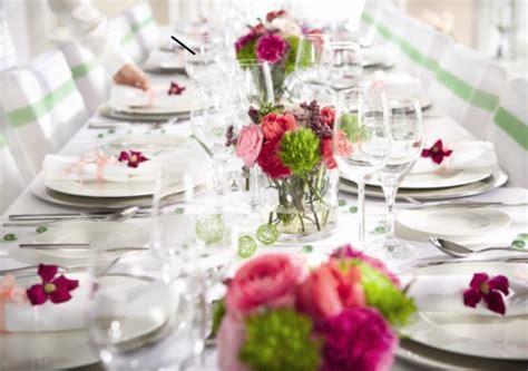Deko Kerzen Hochzeit by Tischdeko Blumen Kerzen Tischdeko