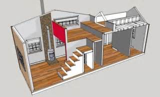 How Much Is 300 Square Feet by 300 Sq Ft 10 X 30 Tiny House Design