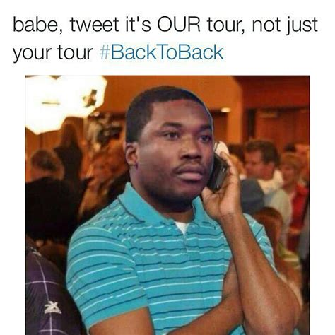 Meek Mill Memes - backtoback memes on meek mill are having a bad toll on his