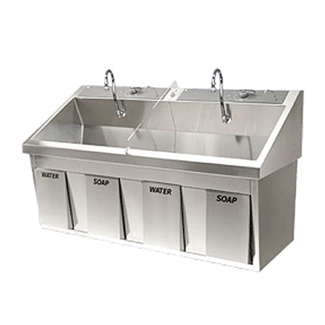 Scrub Sink mac ss series surgical scrub sink multi surgical